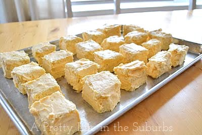 Mad Madeleine's Cheese Puffs