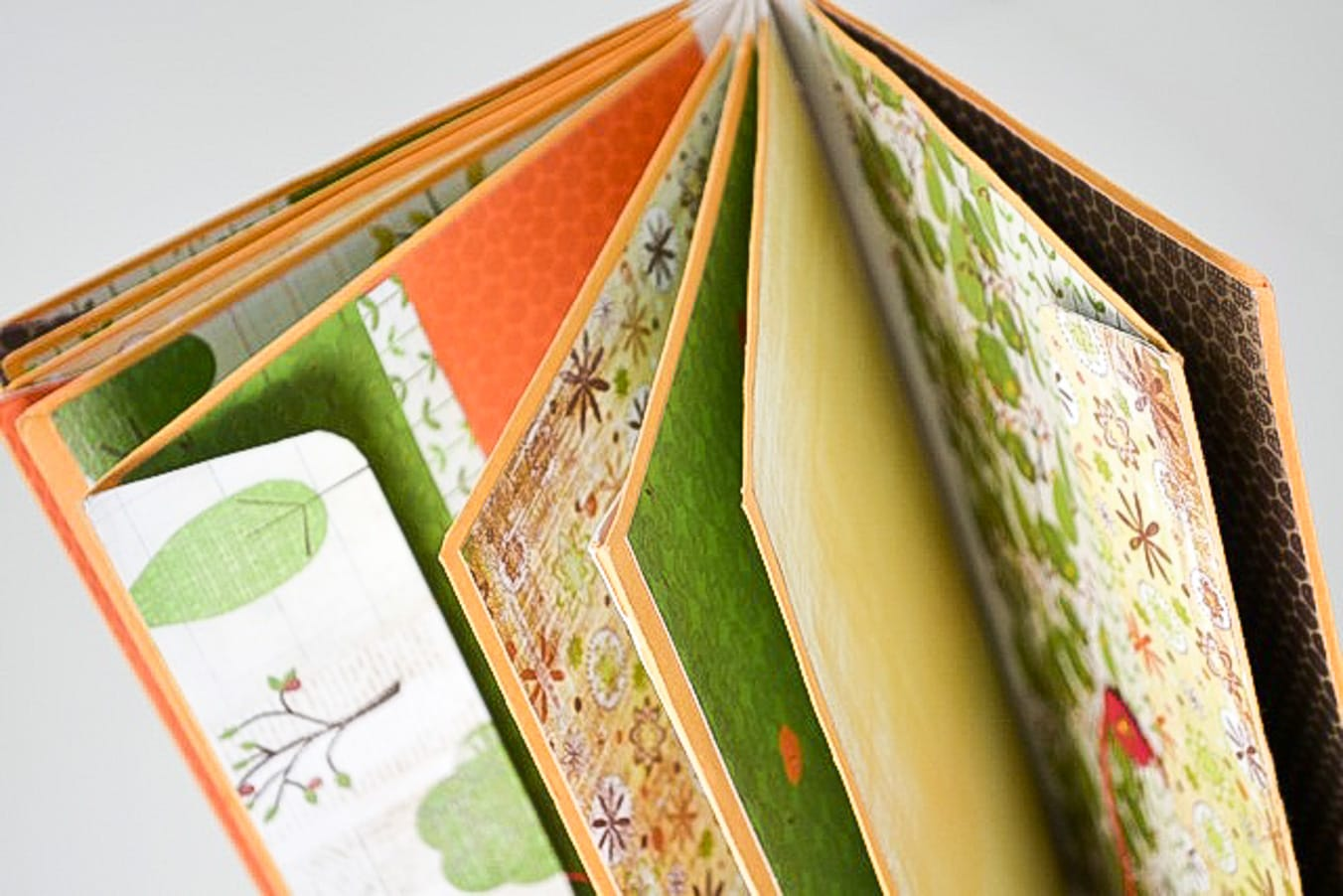 Scrapbook Keepsake Book Tutorial-3