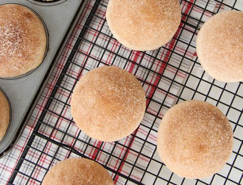 Cake Doughnut Muffins
