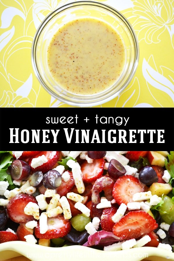Honey Vinaigrette