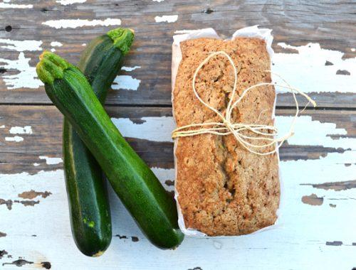 Best Ever Zucchini Bread  {A Pretty Life}