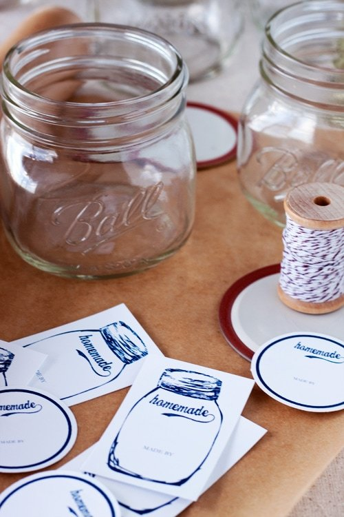 Canning Printables