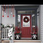 Festive Christmas Porch