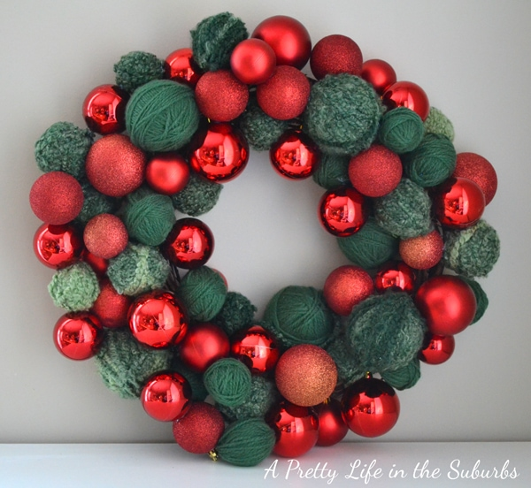 Starbucks Inspired Wreath