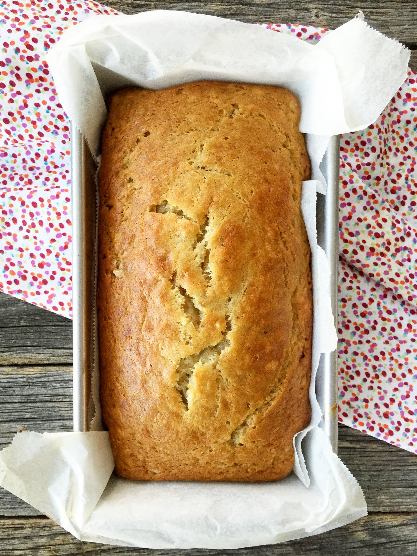 Tips and Recipes for Baking to Reduce Food Waste: Use up ripe bananas in banana bread.