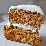 Easy Layered Carrot Cake Recipe