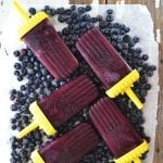 12 Fresh Fruit Juice Popsicles