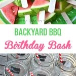 Backyard BBQ Birthday Bash