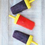 Jello Kool Aid Popsicles