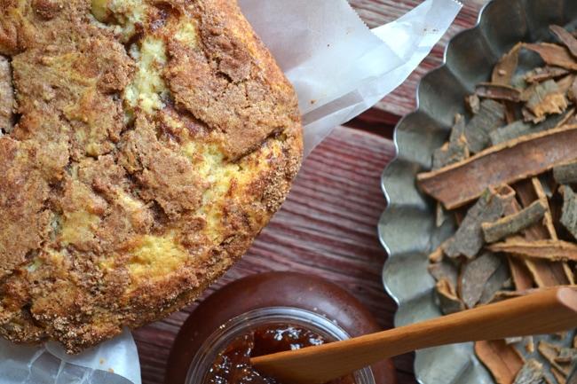Cinnamon Swirl Loaf {A Pretty Life}