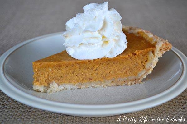 Butternut Squash Pie...Trust me! - A Pretty Life In The Suburbs
