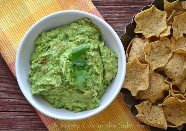 Cilantro Garlic & Red Pepper Guacamole