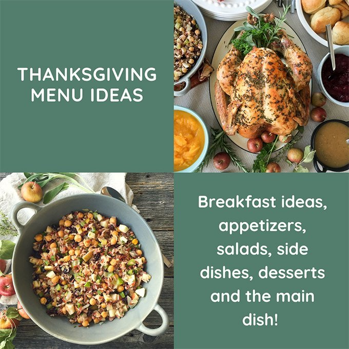 Fabulous Food Ideas For Thanksgiving A Pretty Life In The Suburbs