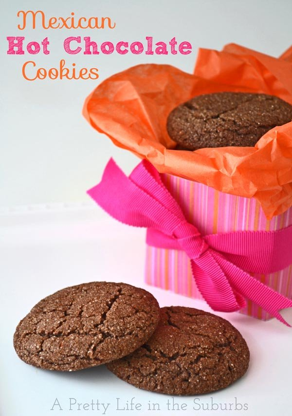 Mexican Hot Chocolate Cookies1