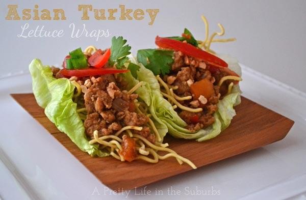 TurkeyLettuceWraps1