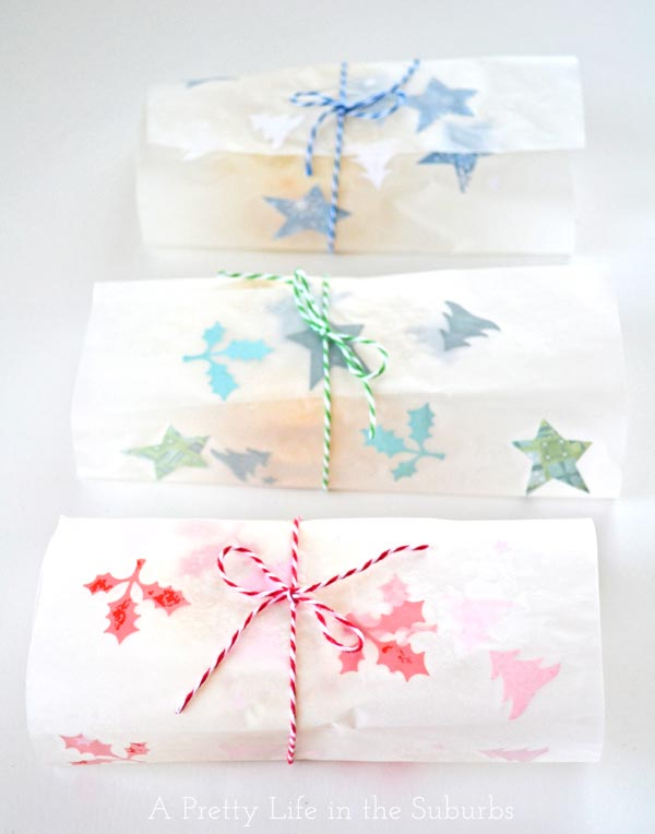 Pretty Packaging for Edible Gifts!
