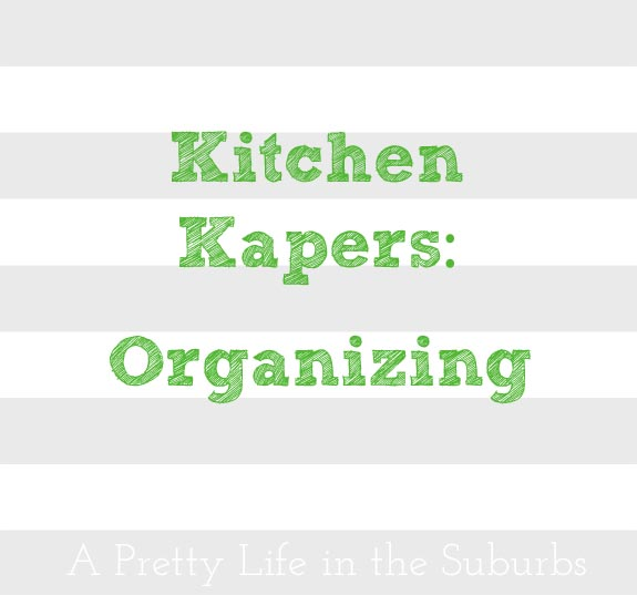 KitchenOrganizing