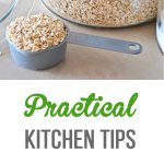 Practical Kitchen Tips
