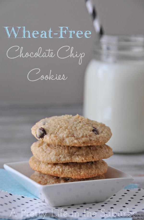 WheatFreeChocolateChipCookies