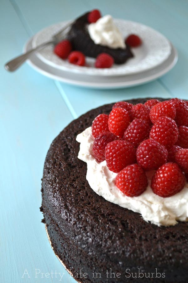 Stout Chocolate Cake