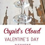 Cupid's Cloud Valentine's Day Dessert