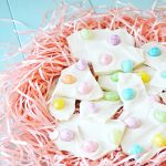 2 Ingredient Easter Egg Bark