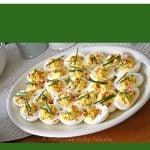 Delicious Devilled Eggs
