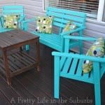 Patio Set 2 {A Pretty Life}