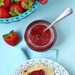 Strawberry Rhubarb Jam 2a {A Pretty Life}