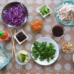 Summer Roll Salad {A Pretty Life}4