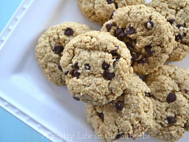 Wheat-Free, Nut-Free Chocolate Chip Cookies