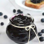 Easy-Blueberry-Jam-2{A-Pretty-Life}