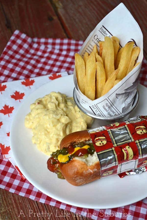 Resers Canada Day BBQ {A Pretty Life}