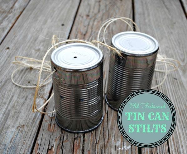 Tin-Can-Stilts