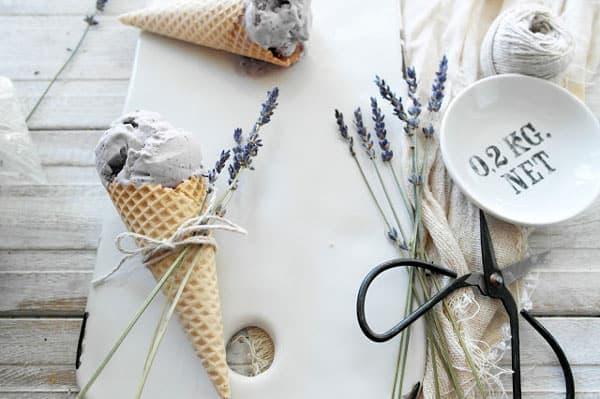 Blueberry-Lavender-Ice-Cream