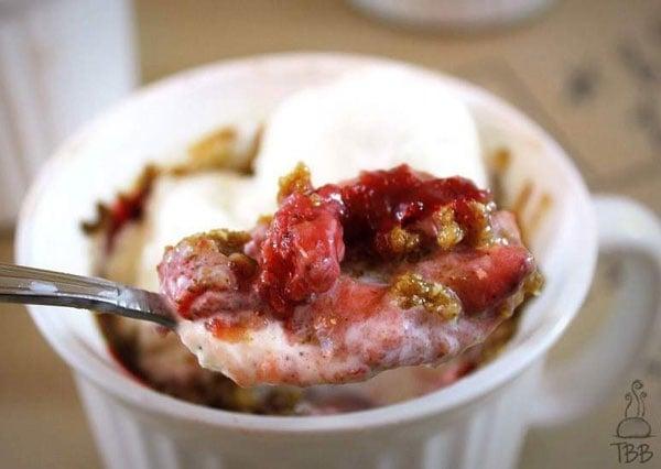 Strawberry-Crisp