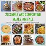 20 Easy Fall Meals