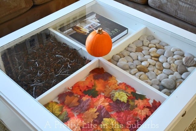Thanksgiving & Fall Decor {A Pretty Life}