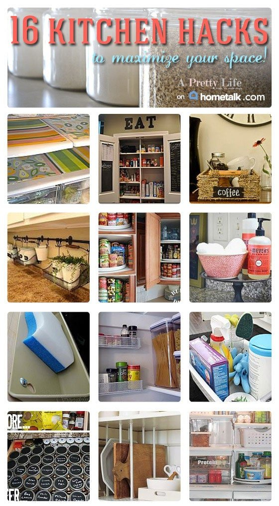 16-Kitchen-Hacks-{A-Pretty-Life}
