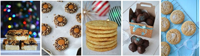 5-Christmas-Cookies-{A-Pretty-Life}
