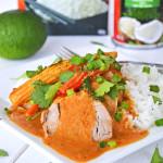 Coconut-Red-Curry-Crockpot-Pork-Tenderloin-7{A-Pretty-Life}
