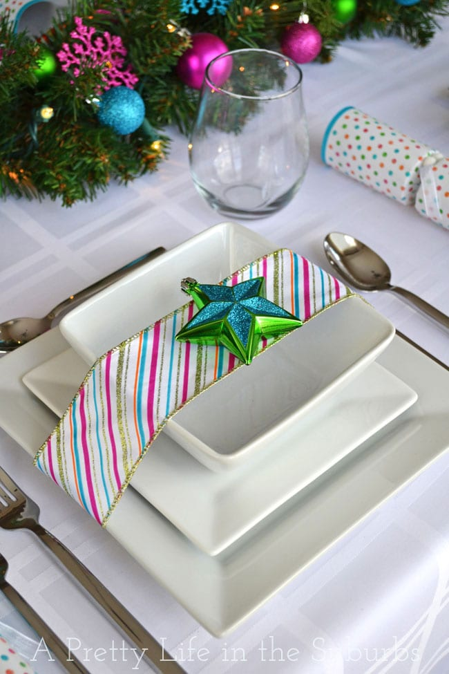 Colourful-Christmas-Table-Setting-7{A-Pretty-Life}