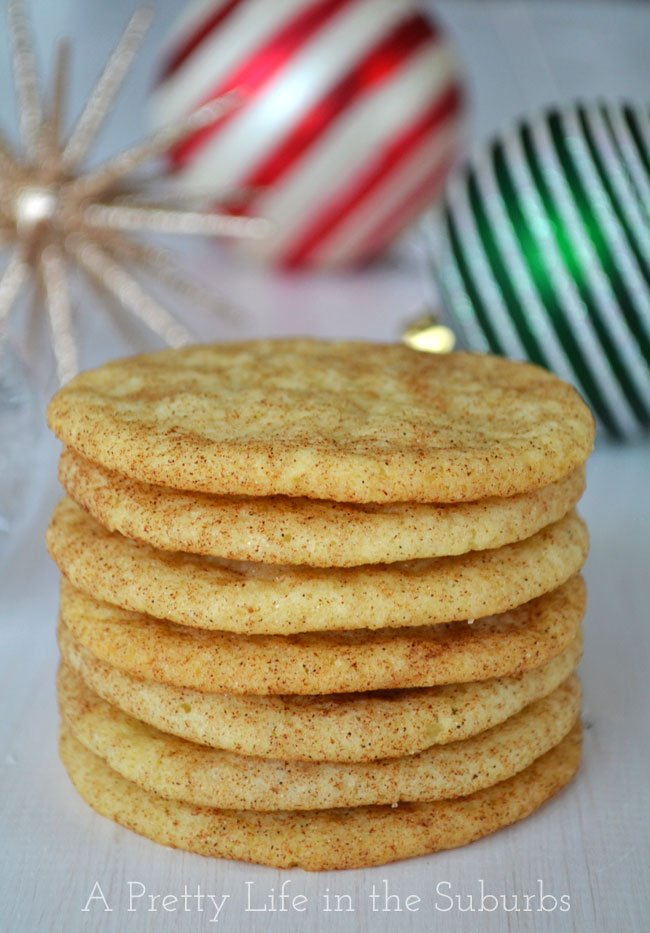 Snickerdoodles-{A-Pretty-Life}