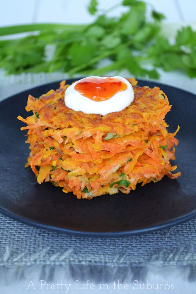 Thai-Sweet-Potato-Latkes-4{A-Pretty-Life}