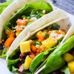 Spicy Orange Beef Tacos Recipe