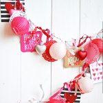 Valentine's Day Light Garland