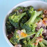 Delicious and Easy Broccoli Salad