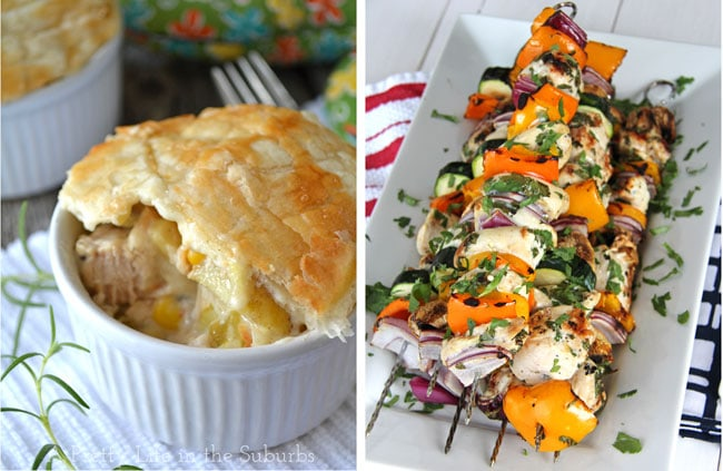 Chicken-Recipes-{A-Pretty-Life}