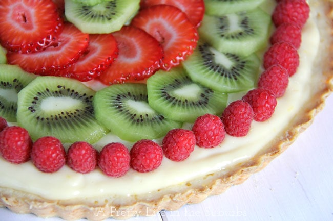 Lemon-Cream-Fruit-Tart-{A-Pretty-Life}