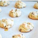 Peanut Brittle & Pretzel Chocolate Chip Cookies